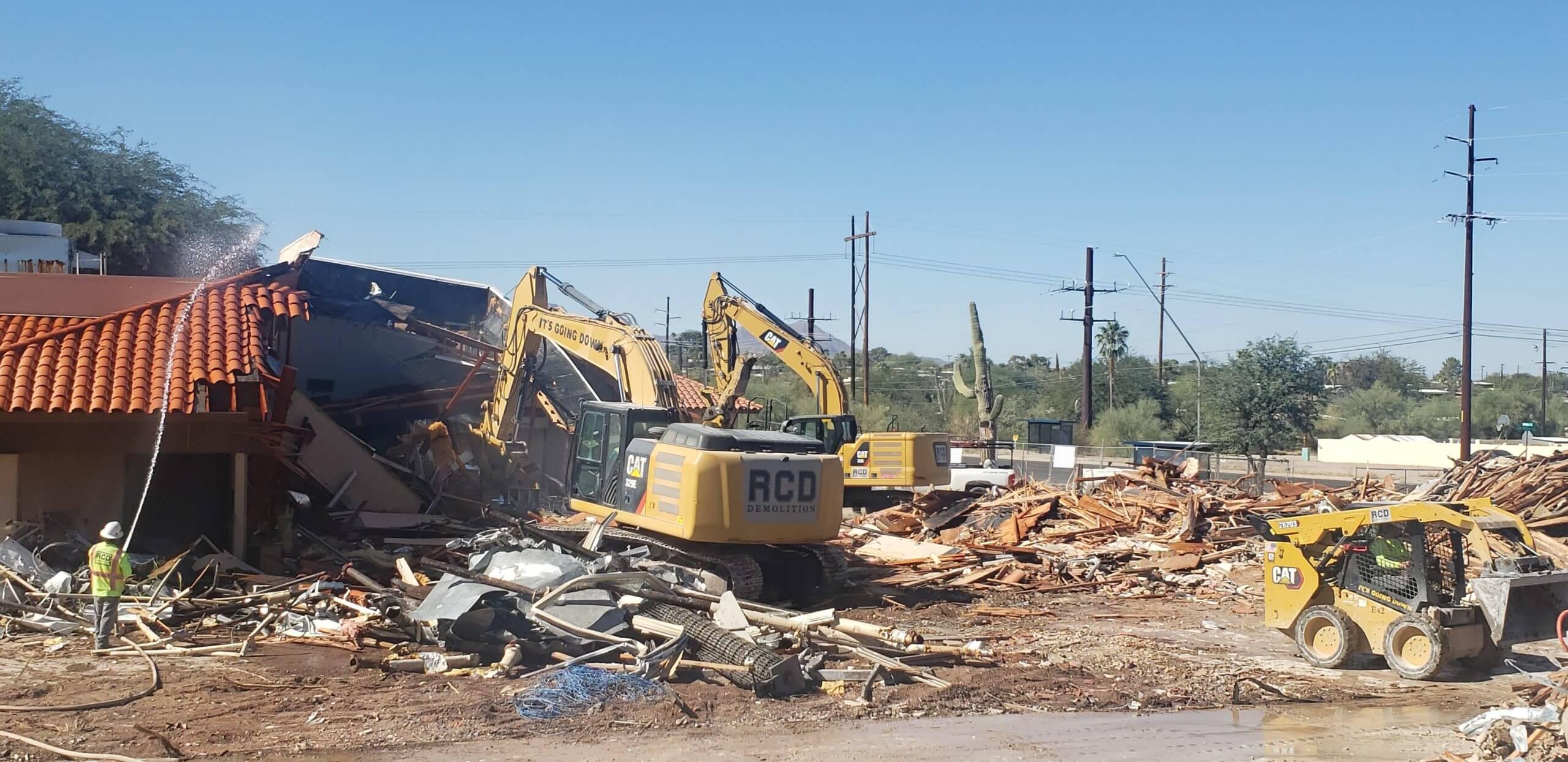 Expert Commercial Demolition Services